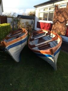 Lake boats 2